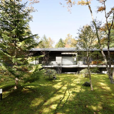 061軽井沢Hさんの家の画像1