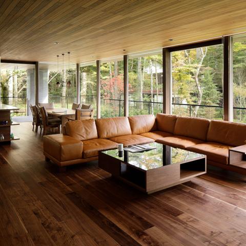 061軽井沢Hさんの家の画像10