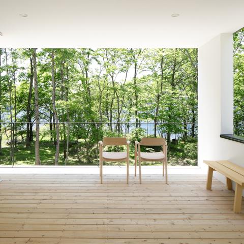 063大町青木湖Yさんの家の画像13