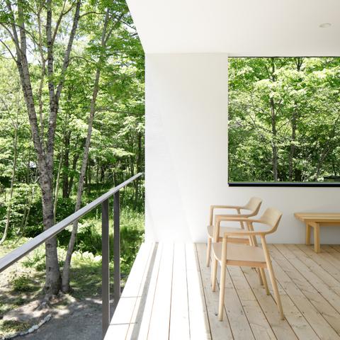 063大町青木湖Yさんの家の画像14