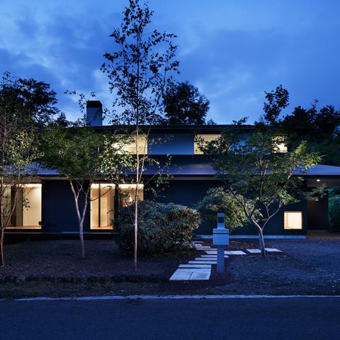 024軽井沢Hさんの家の画像19