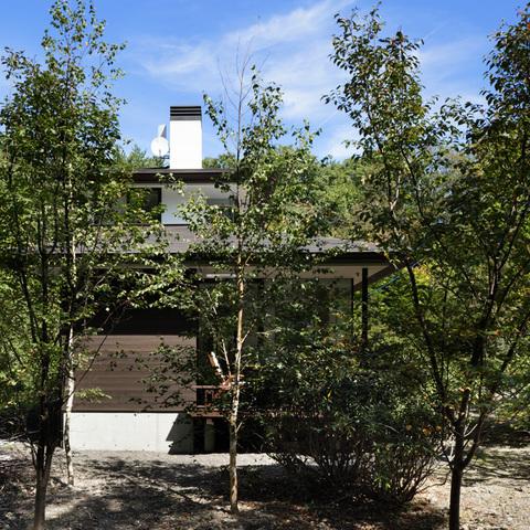 024軽井沢Hさんの家の画像2