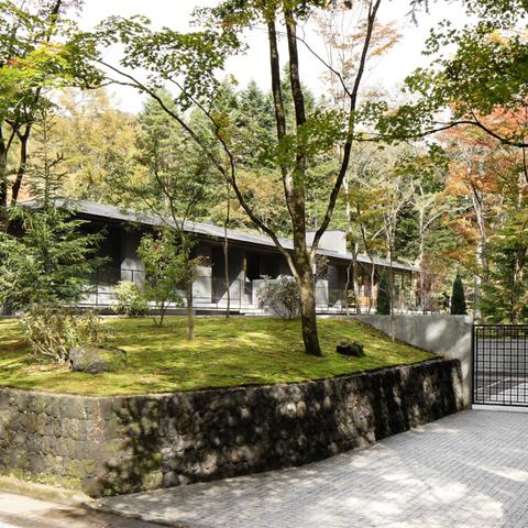 061軽井沢Hさんの家の画像2