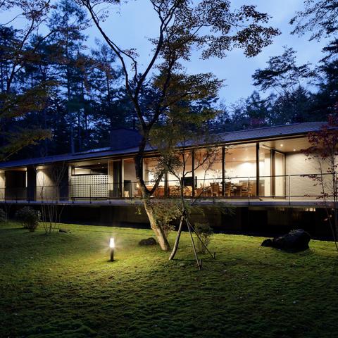 061軽井沢Hさんの家の画像20