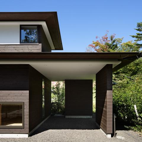 024軽井沢Hさんの家の画像3