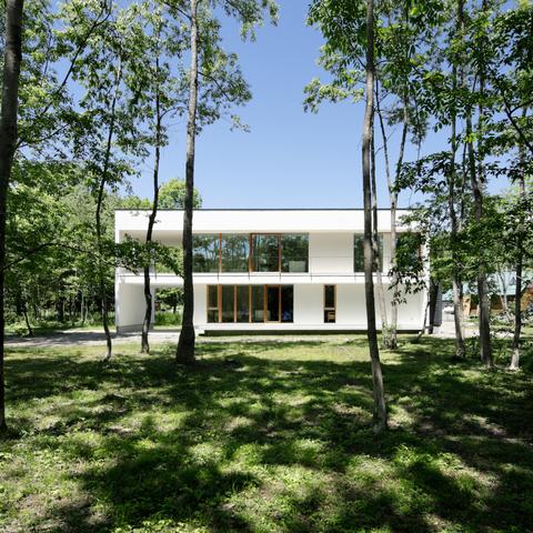 063大町青木湖Yさんの家の画像3