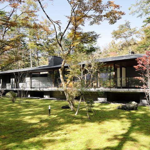 061軽井沢Hさんの家の画像3