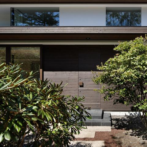 024軽井沢Hさんの家の画像4