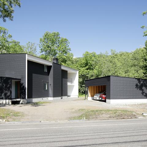 063大町青木湖Yさんの家の画像4