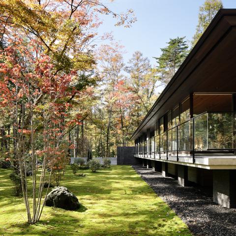 061軽井沢Hさんの家の画像4