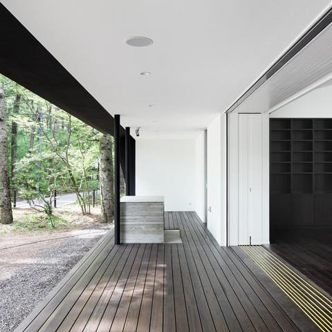 018軽井沢Cさんの家の画像1