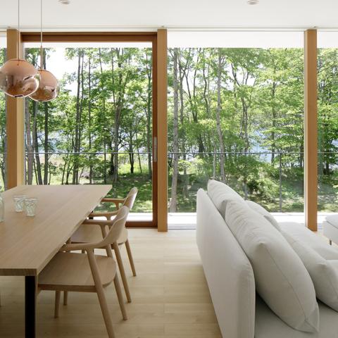 063大町青木湖Yさんの家の画像6