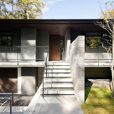061軽井沢Hさんの家の画像6