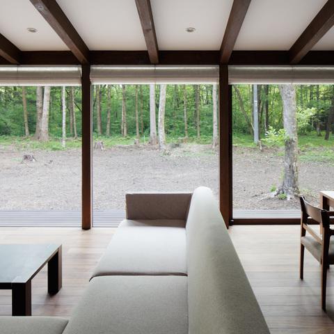 025軽井沢Sさんの家の画像7