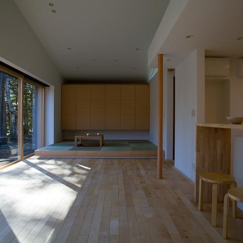 012軽井沢Nさんの家の画像1