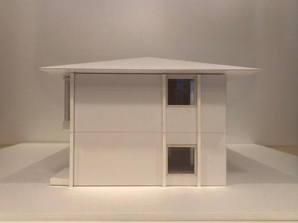 模型ができました ~ 軽井沢Hさんの家サムネイル