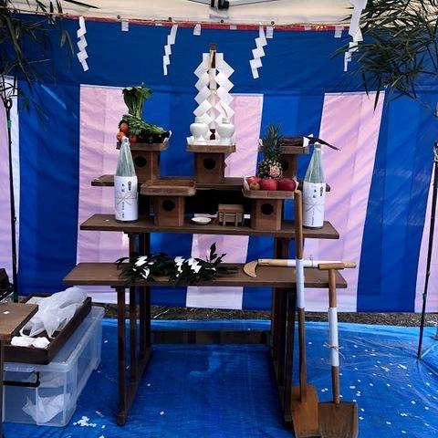地鎮祭 ~ 横須賀Mさんの家サムネイル