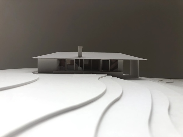 模型ができました ~ 八ヶ岳高原Kさん家サムネイル