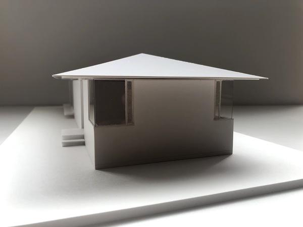 模型ができました ~ 市原Tさんの家サムネイル